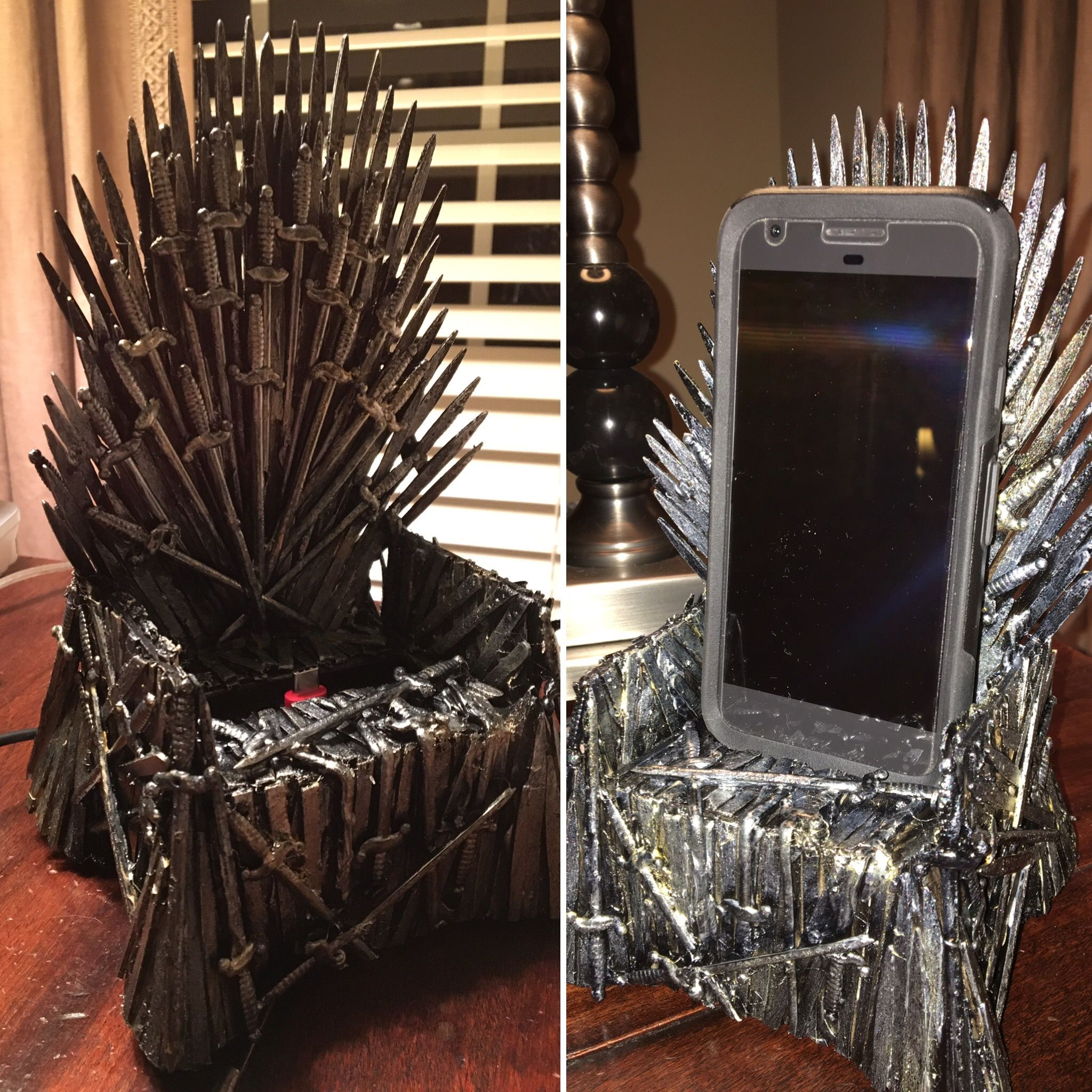 Game Of Thrones Smart Phone Charging Station