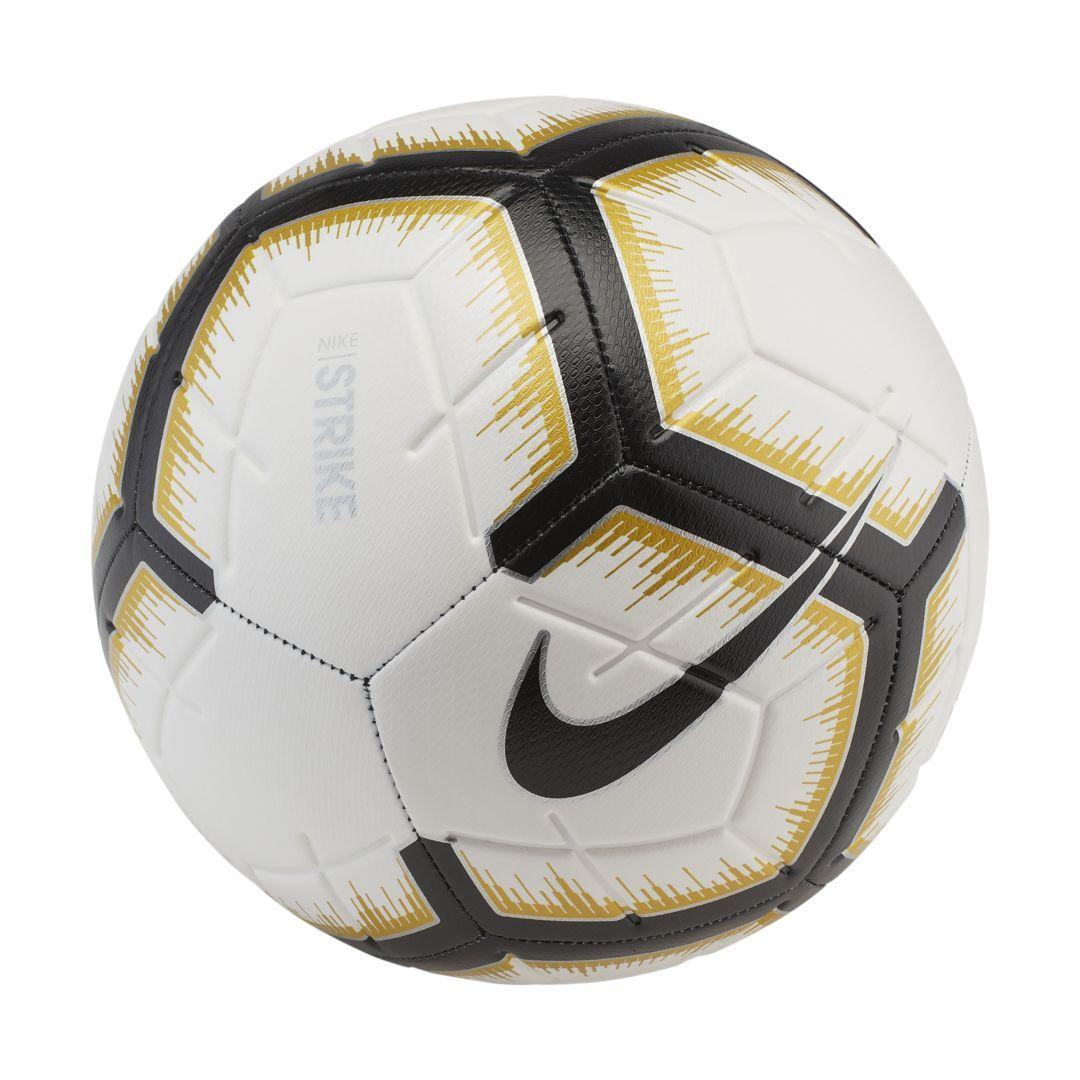 Nike Strike Soccer Ball Size 5 White Soccer Ball Soccer Nike Football