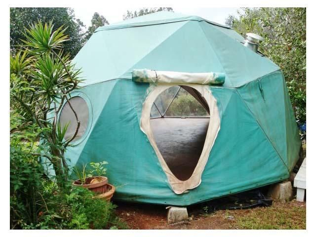 Livable Geodesic Dome For Sale
