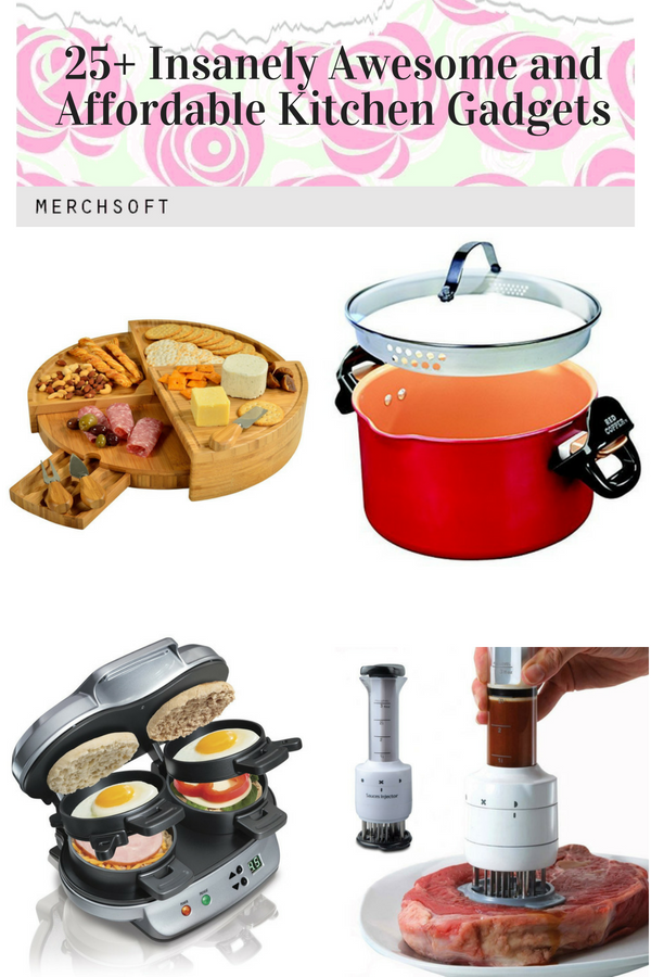 25 Insanely Awesome And Affordable Kitchen Gadgets Kitchen Gadgets Weird Kitchen Gadgets Cool Kitchen Gadgets