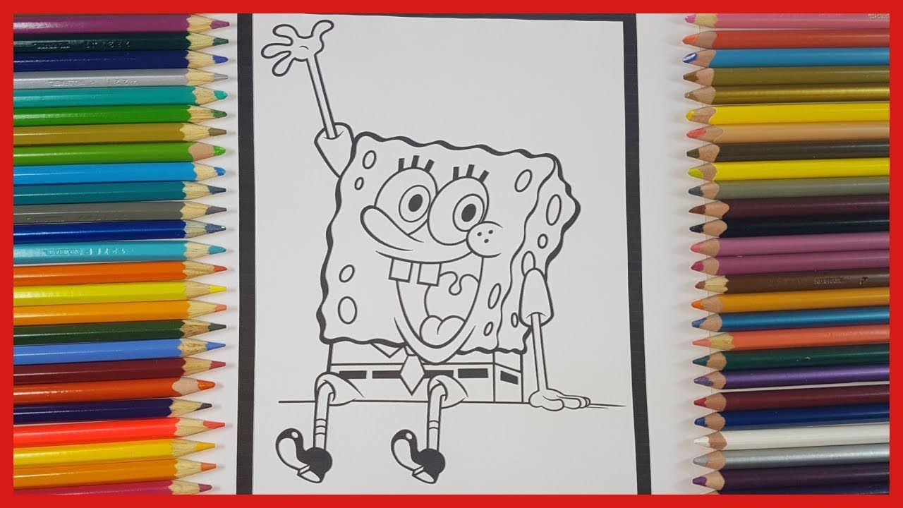 Desenhos Para Colorir Desenhos Do Bob Esponja Desenhos Para Pintar
