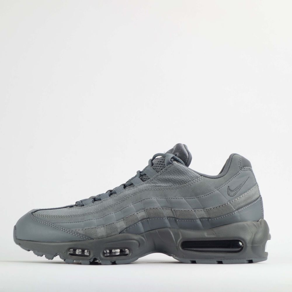 buy online 9cf77 97f38 Details about Nike Air Max 95 Essential Mens Trainers Shoes ...