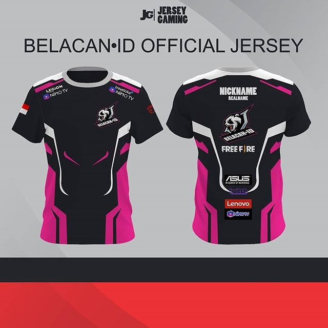 Download Jersey Gaming No 1 Jerseygaming Id Foto Dan Video Instagram Jersey Design Jersey Shirt Template