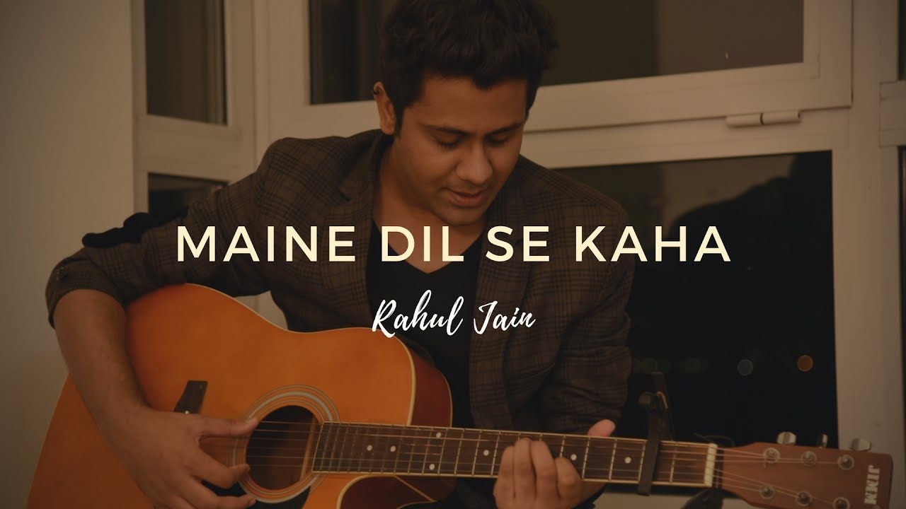 Maine Dil Se Kaha Unplugged Cover Rahul Jain Rog Irfan Khan