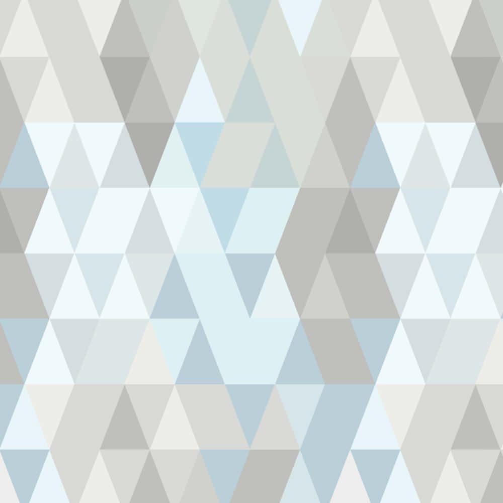 Lé de papier peint - D142013 - Nova Bleu - Déco/Stickers et papiers ...