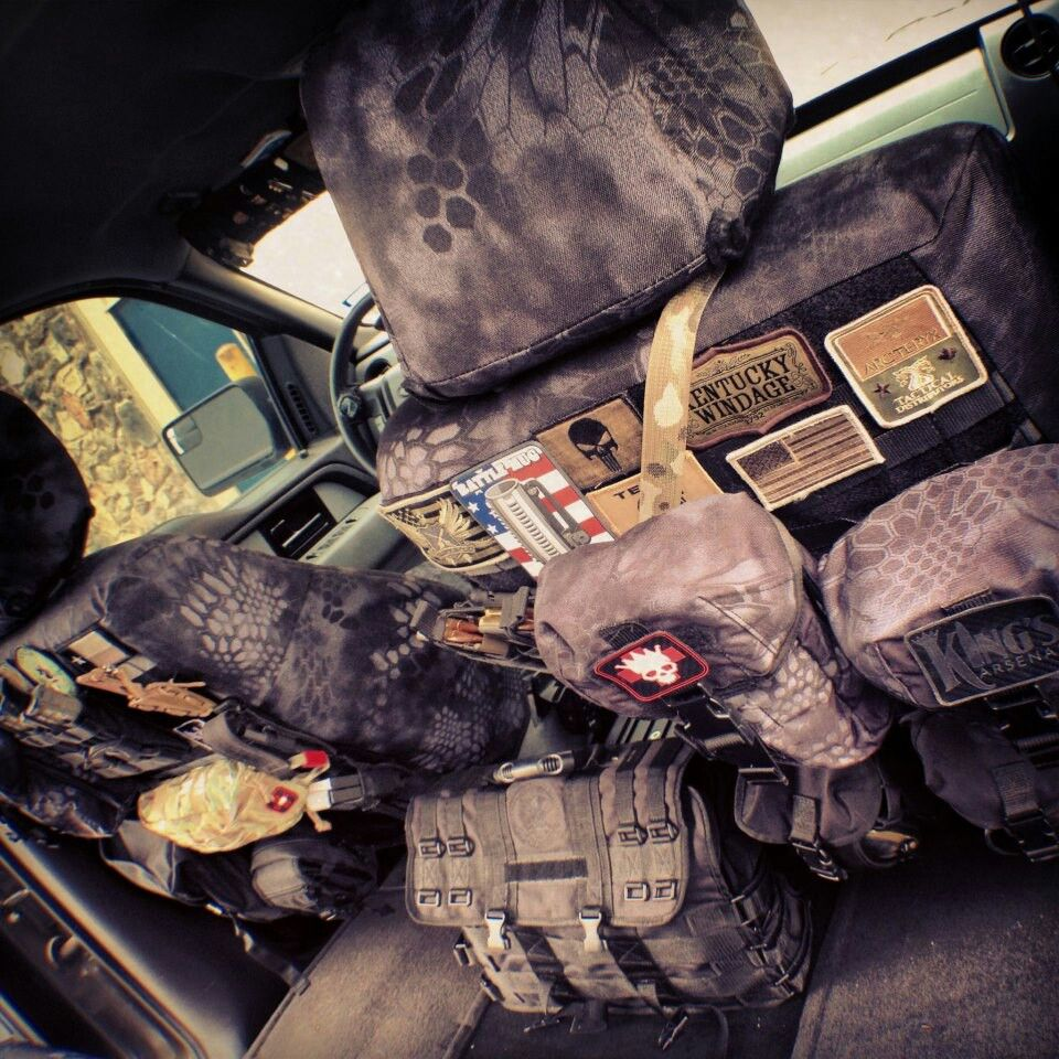 King S Arsenal Kryptek Typhoon Seat Covers Etc Jeep