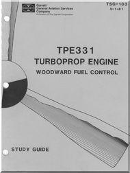 garrett tpe331 turboprop engine woodward fuel control study guide rh pinterest com Garrett TPE331 Propeller Garrett TPE331 Propeller Control System