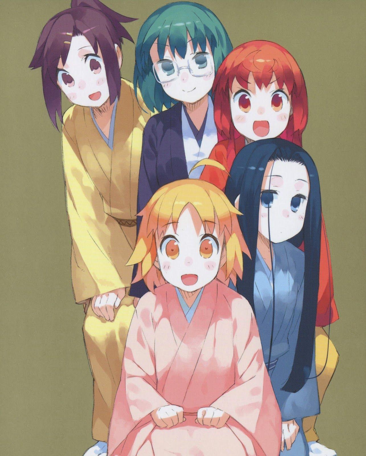 El Manga Joshiraku de Kouji Kumeta y Yasu tendrá adaptación a obra de teatro en Junio.