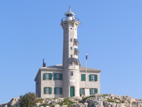 Blitvenica Light, Adriatic Sea Croatia