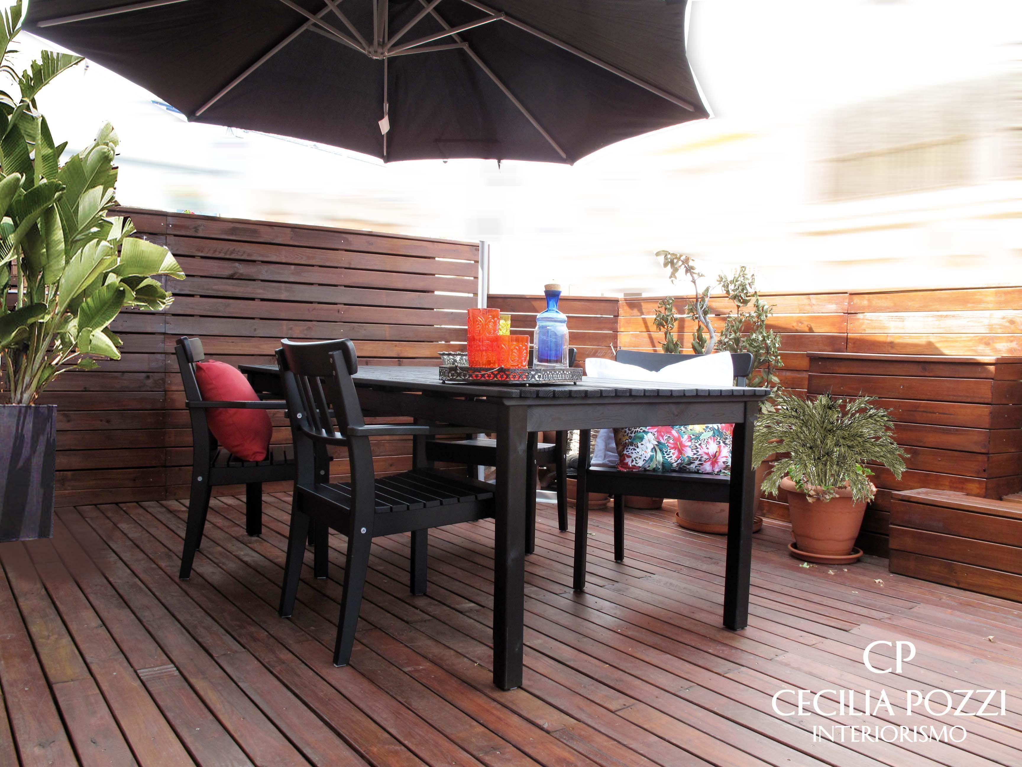 Terrace Terraza Atico Barcelona Terrazas Barcelona