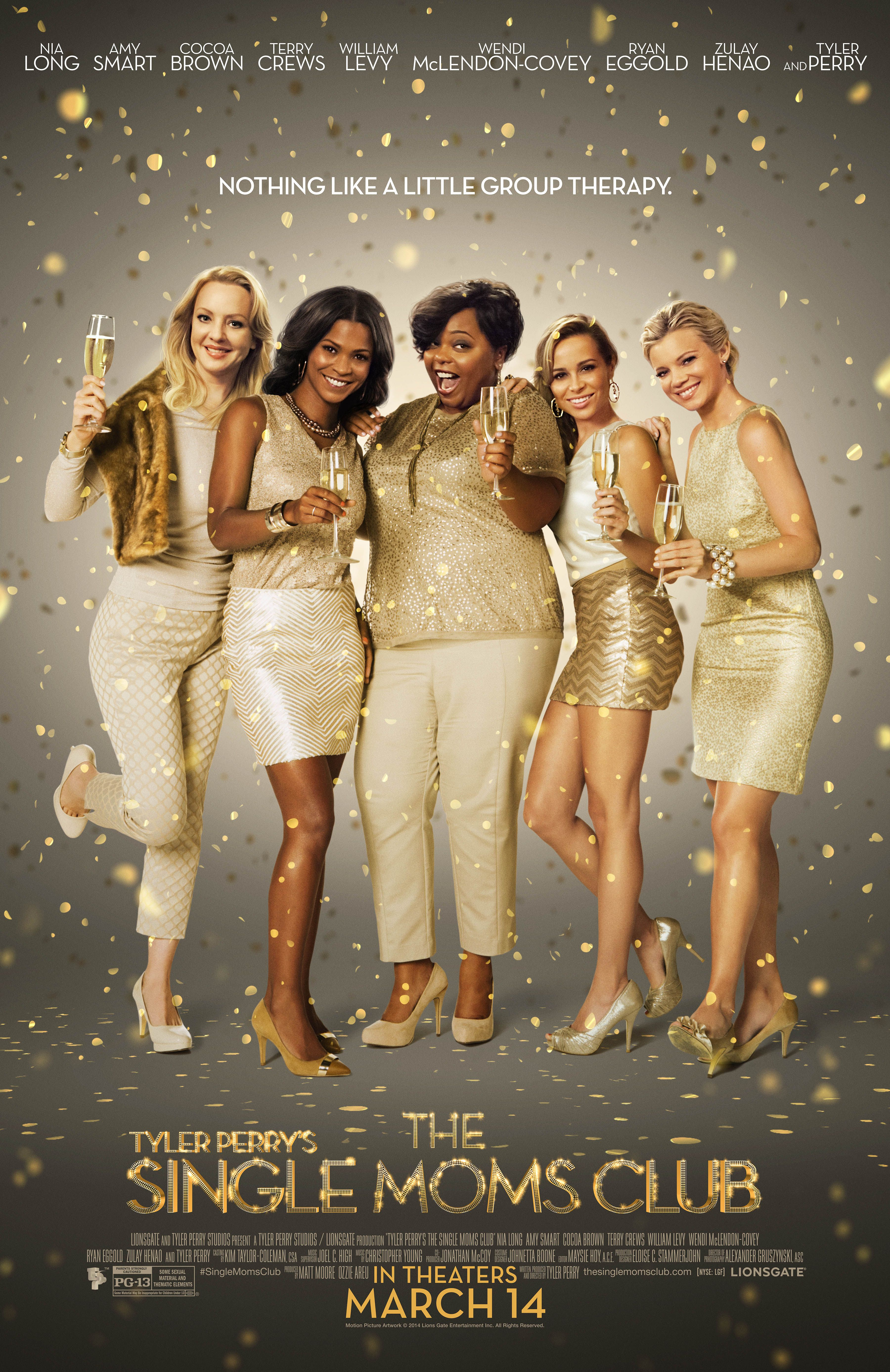 Nothing Like A Little Group Therapy Tyler Perry S The