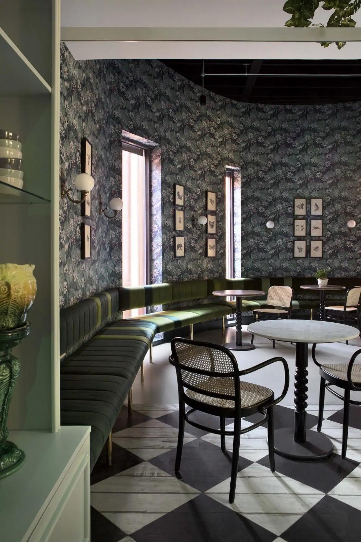 The Vaults Parlour Cafe Bar Design Restaurant Interior Bar Design Awards