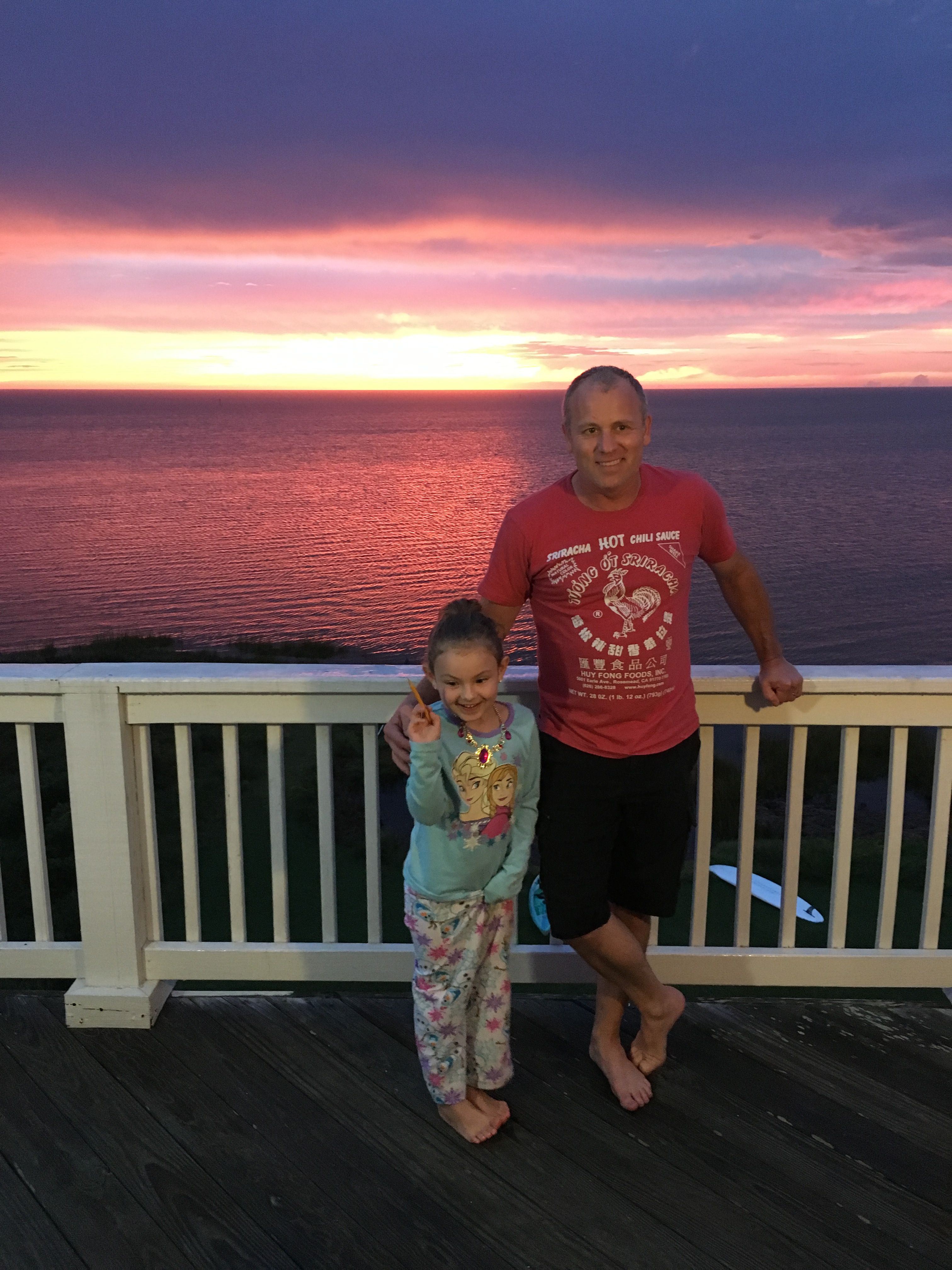 Whitney Renee' Anderson*** obx vacation #sunsets#family#memories
