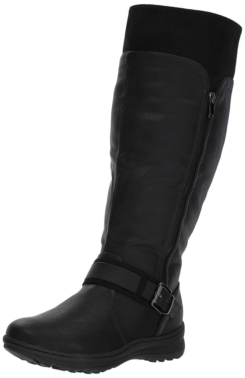 5e063617f4e DREAM PAIRS Women s Siberian Faux Fur Lined Knee High Winter Snow Boots (Wide  Calf Available) -- Nice of you to drop by to view the image.