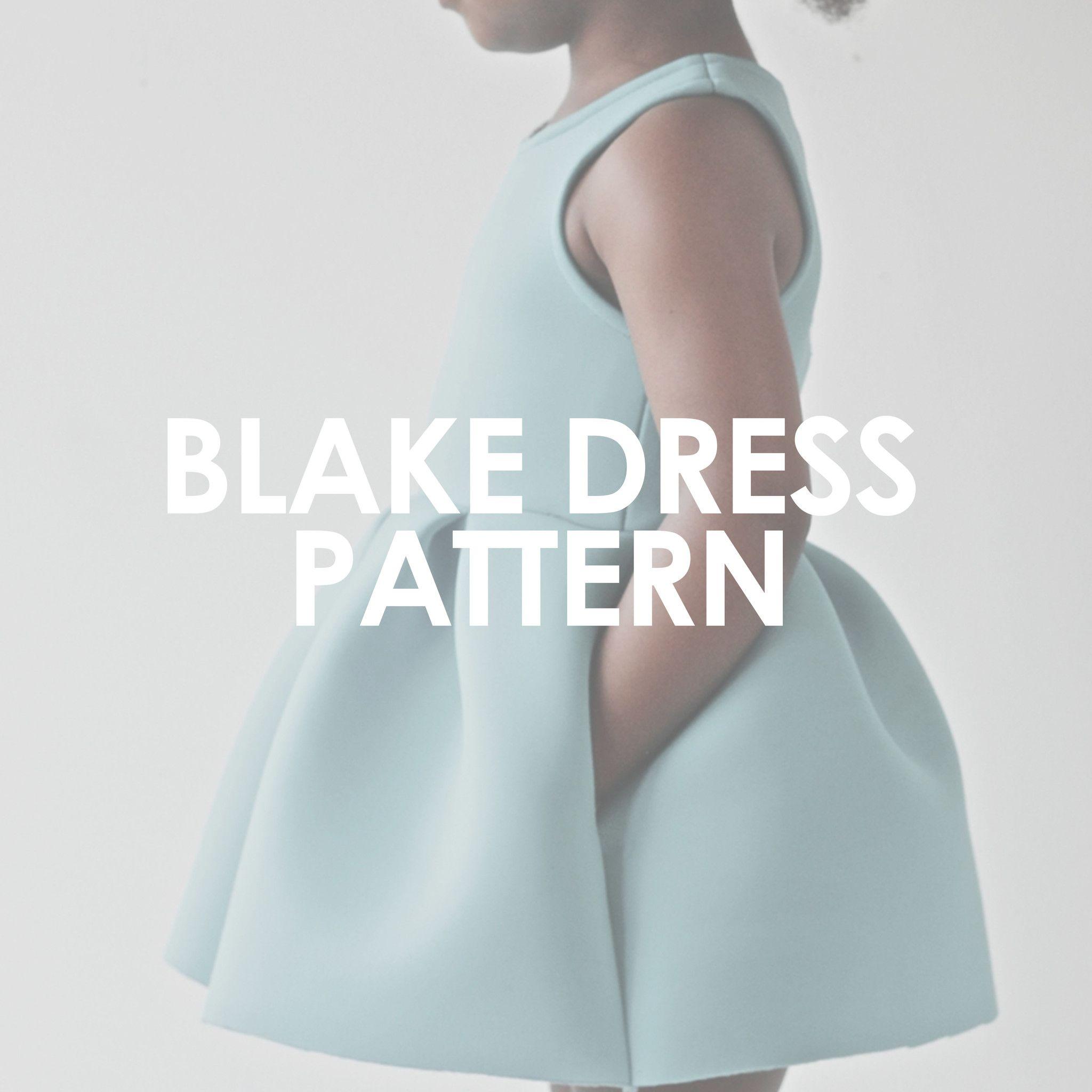 Blake Dress | Crafty | Sewing, Sewing patterns, Childrens sewing ...