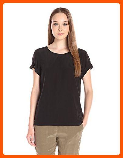 09d3348177cd7 Theory Women s Bakeeve Summer Silk Shirt