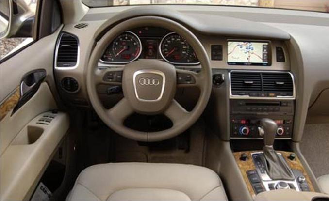 Awesome Audi Suv Interior 12
