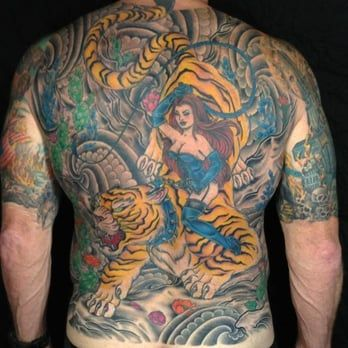 Chris Trevino Rsquo S Perfection Tattoo 19 Photos Amp 20 Reviews Tattoo Photo Tattoos Mens Graphic Tshirt