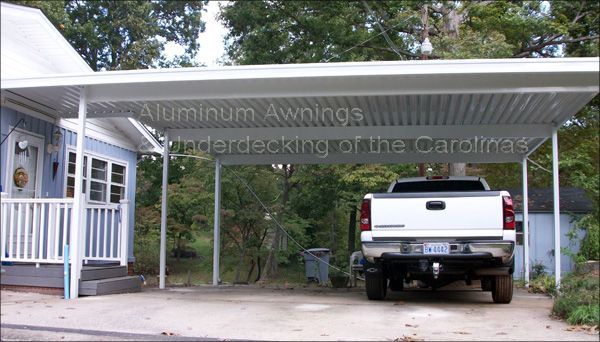 Carport With Truck Aluminum Carport Carport Designs Aluminum