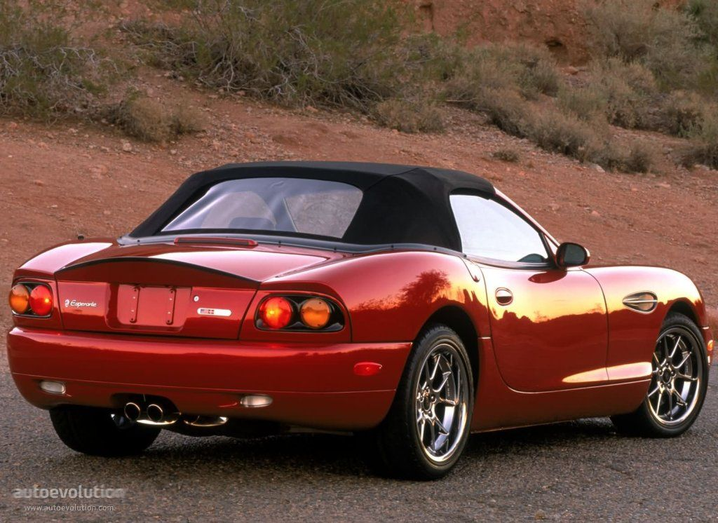 Panoz Esperante Cars Usa Sports Cars Roadsters