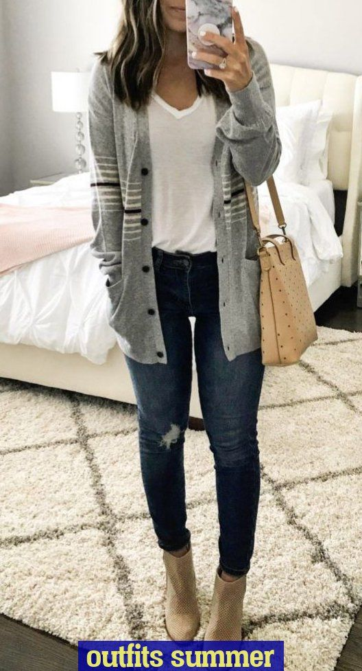 Casual Winter Outfits Pinterest | #outfitssummer lässige winter outfits pintere...
