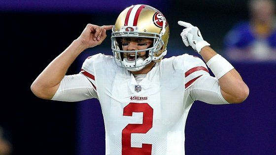 49ers Quarterback Brian Hoyer Bracing For First Trip To Seattle Brian Hoyer England Game 49ers