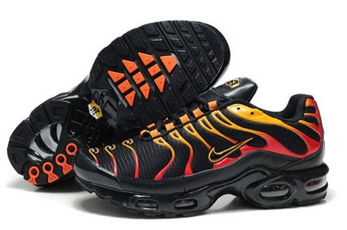 Mens Nike Air Max Tn Orange Red Black Sale Nike Air Max Tn Mens