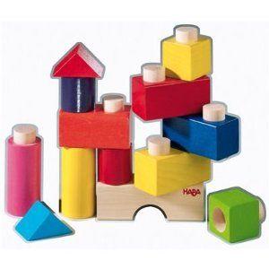 Haba sticky bricks (sticky building blocks) 13 Piece