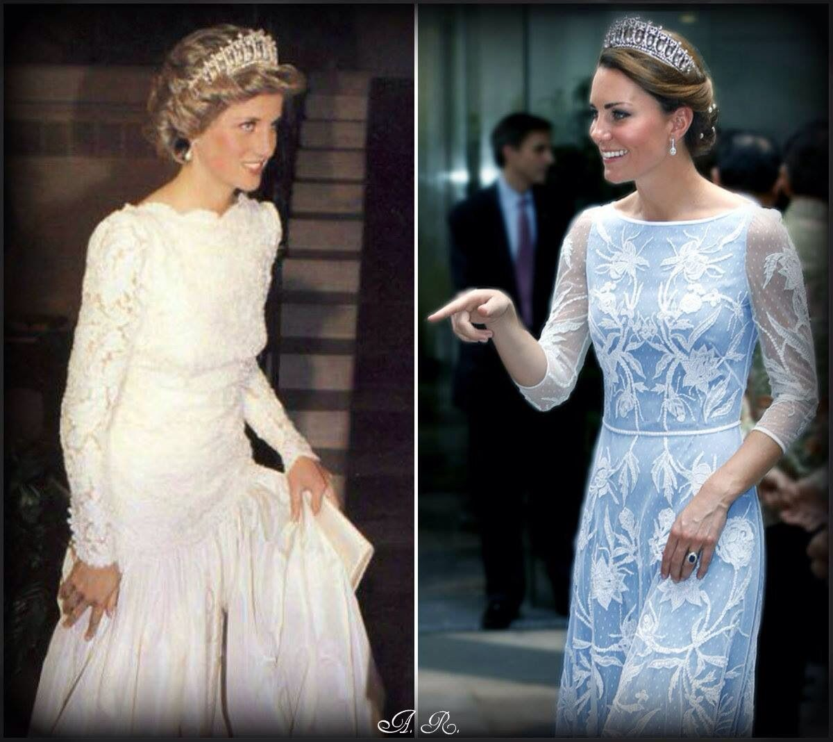 Love that Kate is wearing the Spencer Tiara!!!! Princess