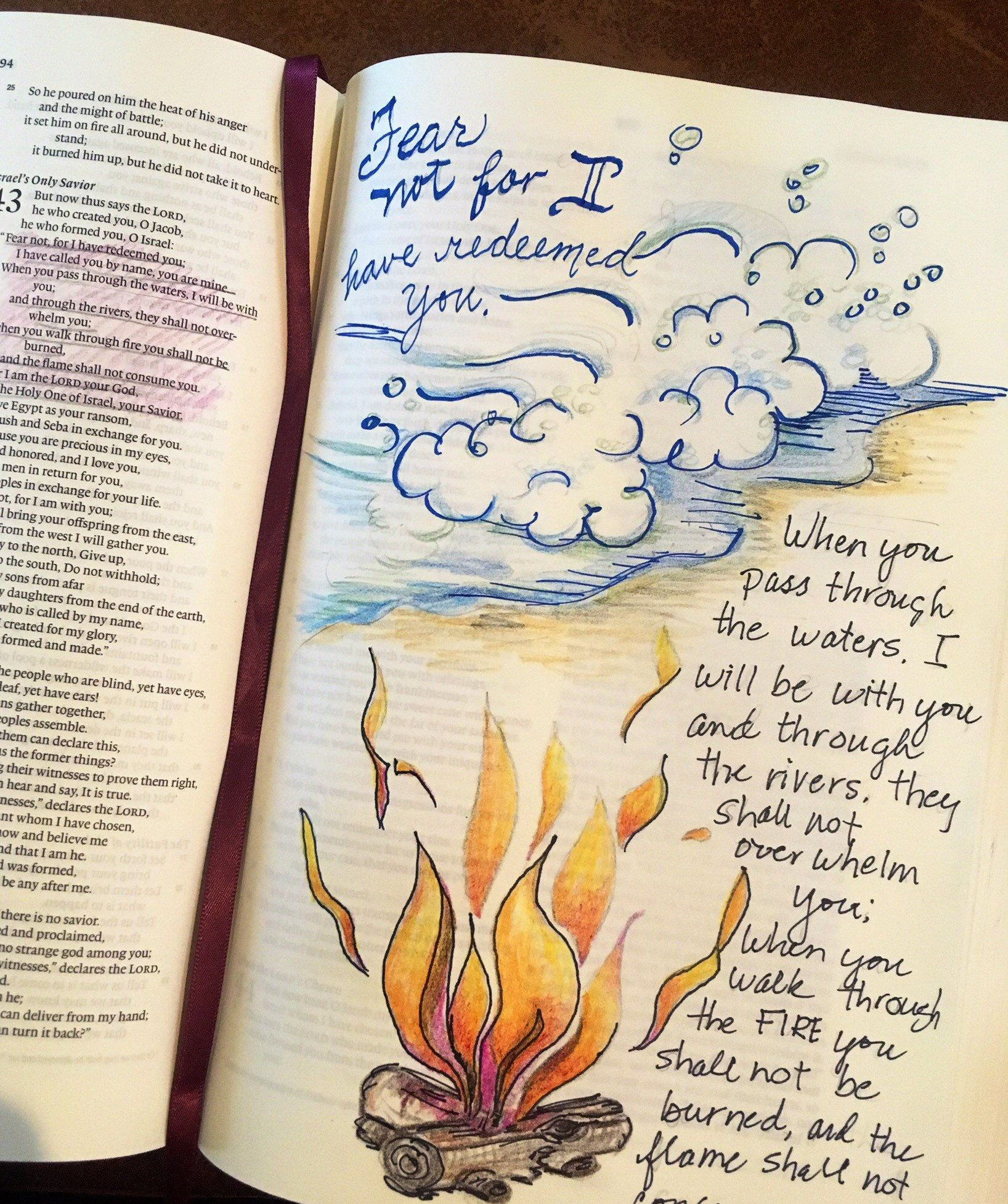 Pin on Inspire bible journaling