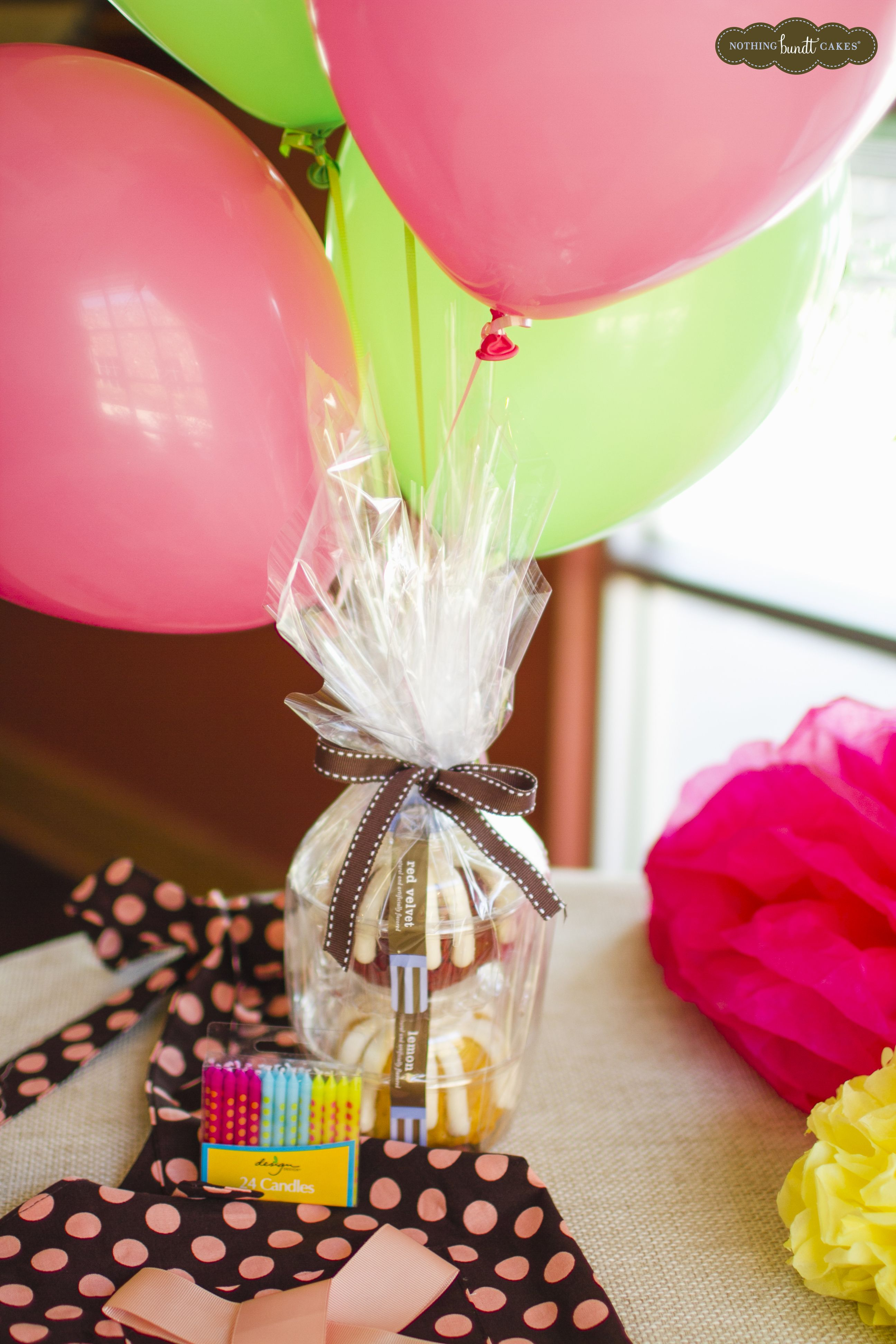Nothing Bundt Cakes Is The Sweetest Birthday Treat Around Gift Your