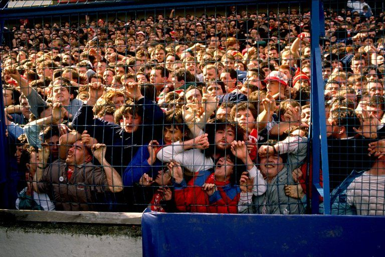 Hillsborough Stadium Disaster Verdict Faults Police For Fans Unlawfully Killed Hillsborough Disaster Hillsborough Stadium Hillsborough