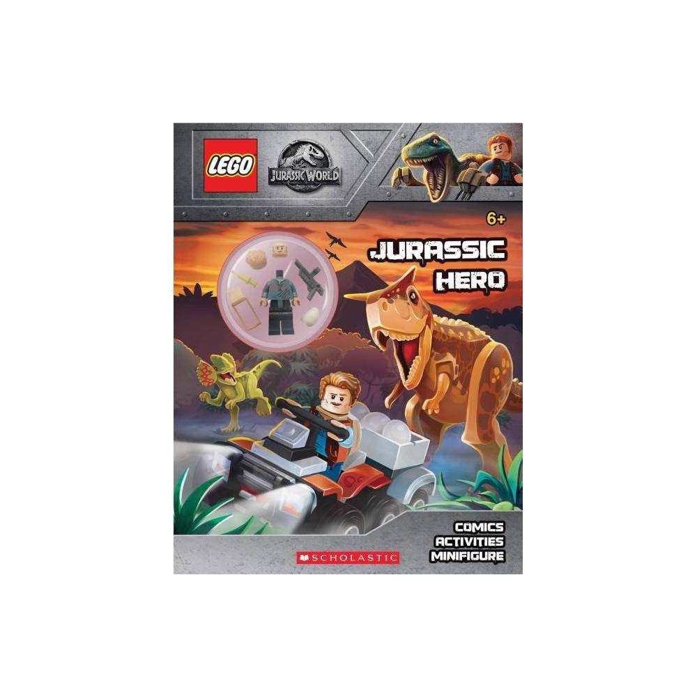 Jurassic Hero (Lego Jurassic World Activity Book with