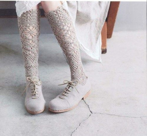 @Angel....I would like to pre order these for when you learn to crochet ;) socks!