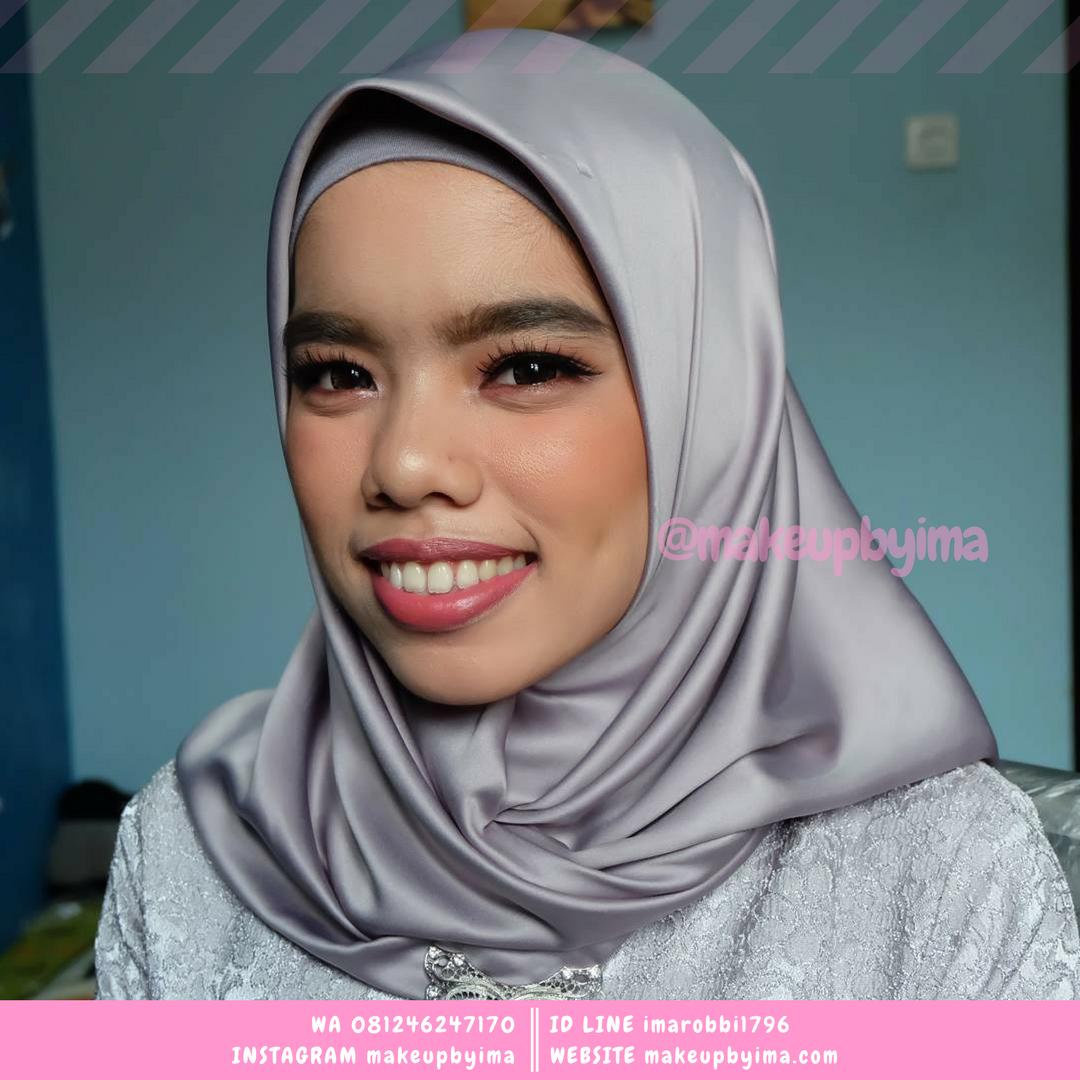 Make Up Wisuda Inez Bekasi, Make Up Wisuda Instagram