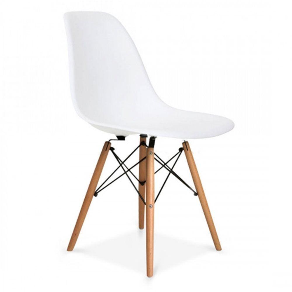 silla eames blanca - Eames Silla