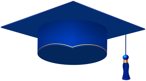 Blue Graduation Cap Png Clipart Blue Graduation Graduation Cap Images Graduation Cap