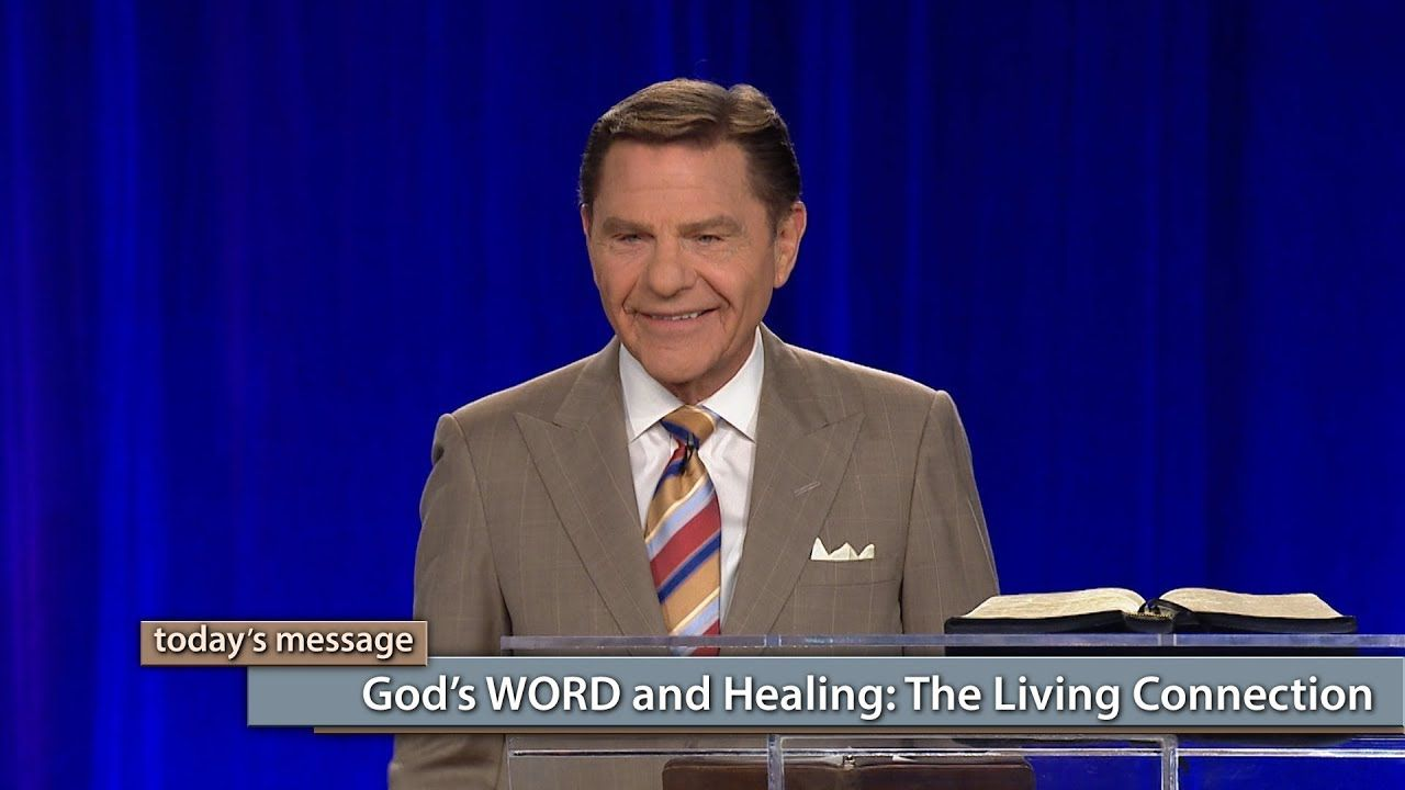 Gods word and healing the living connection with