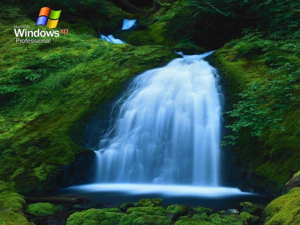 Fondos De Pantallas 3d Windows Xp Y Windows Seven 7 Cascadas Fondos De Cascadas Paisajes