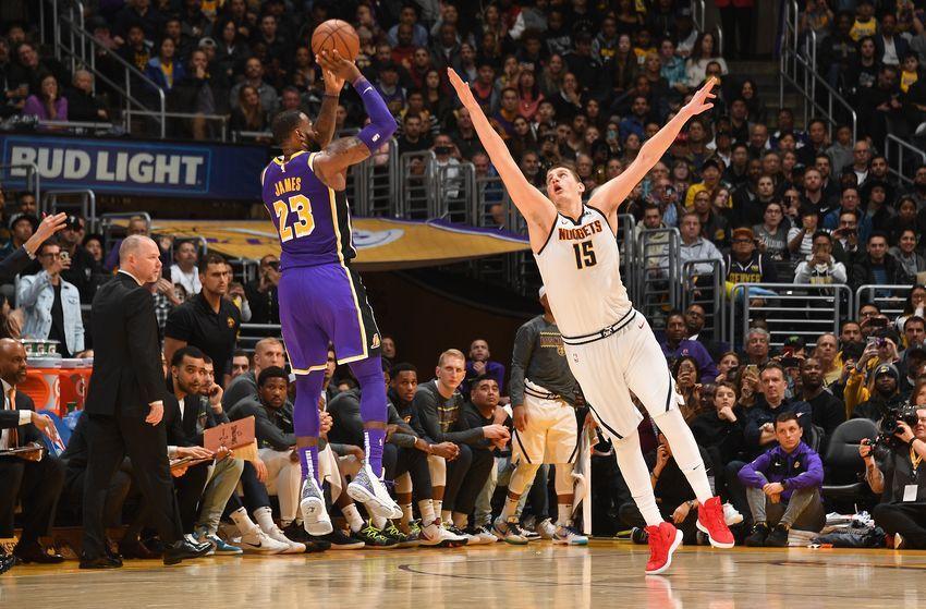 Los Angeles Lakers 3 Keys To Beating The Denver Nuggets Nba Lakeshow Milehighbasketball Los Angeles Lakers Lakers Los Angeles