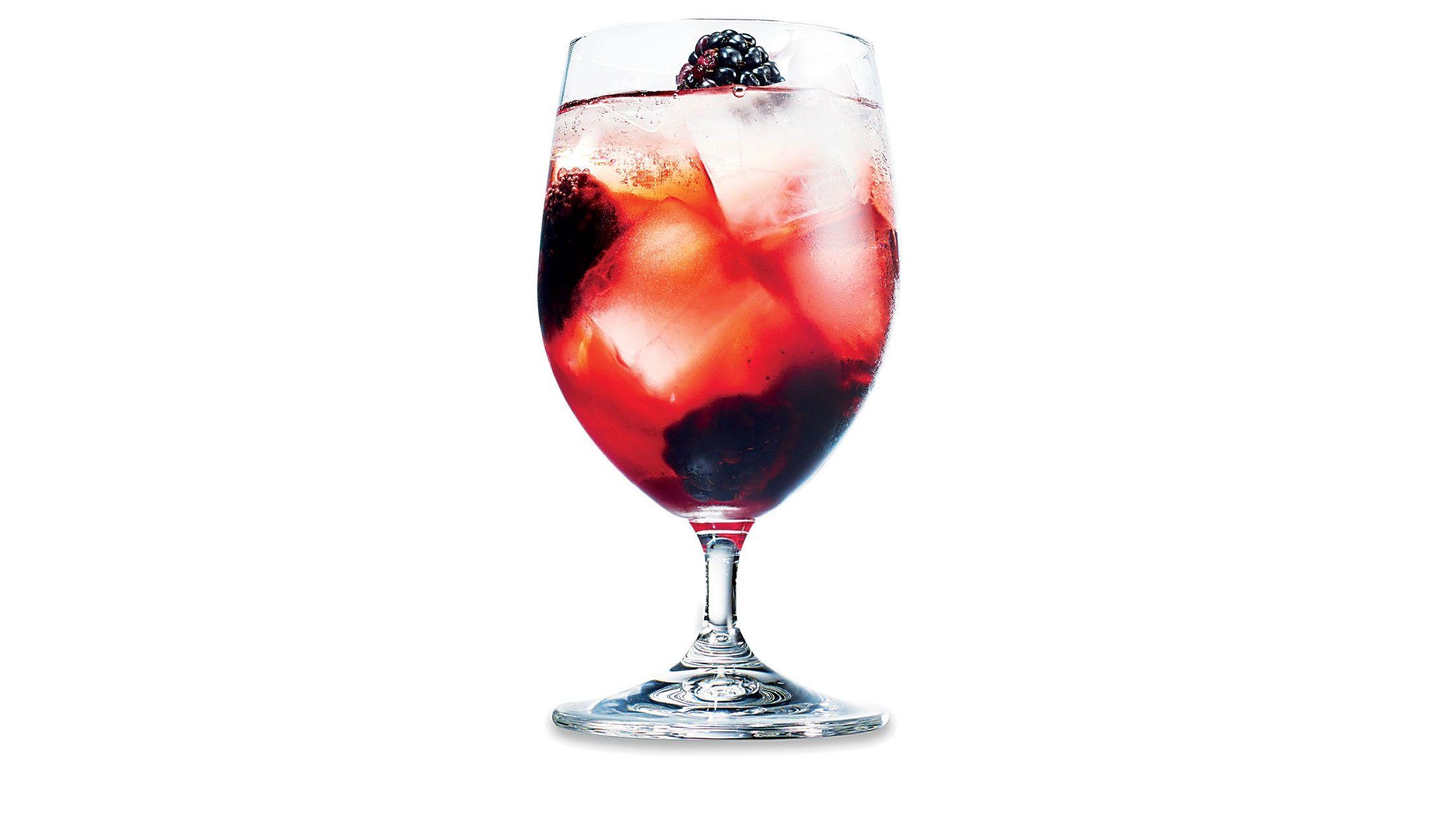Cassis Spritz Recipe Recipe In 2020 Sparkling Wine Cocktails Wine Cocktails Spritz Recipe