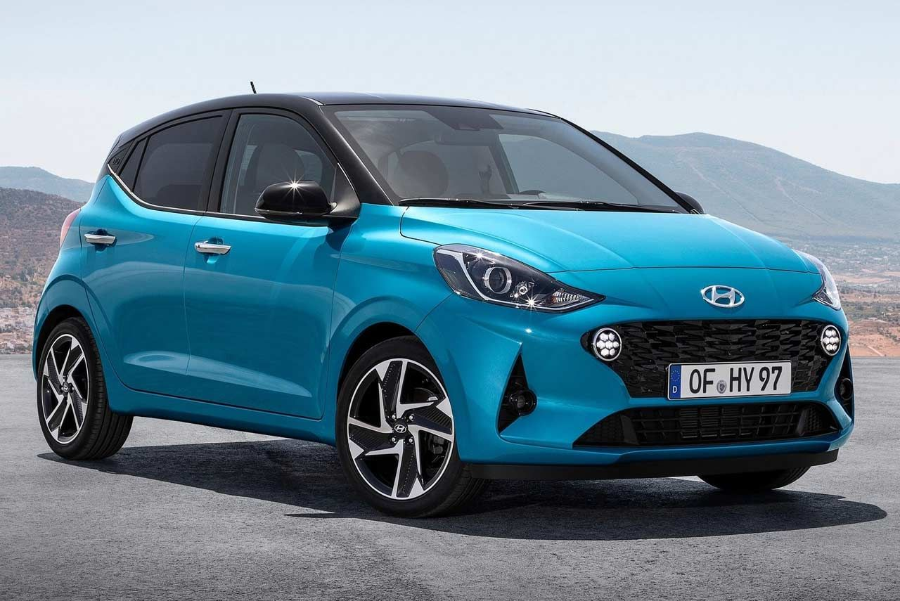 Hyundai Motor Has Unveiled The All New Hyundai I10 Ahead Of Its