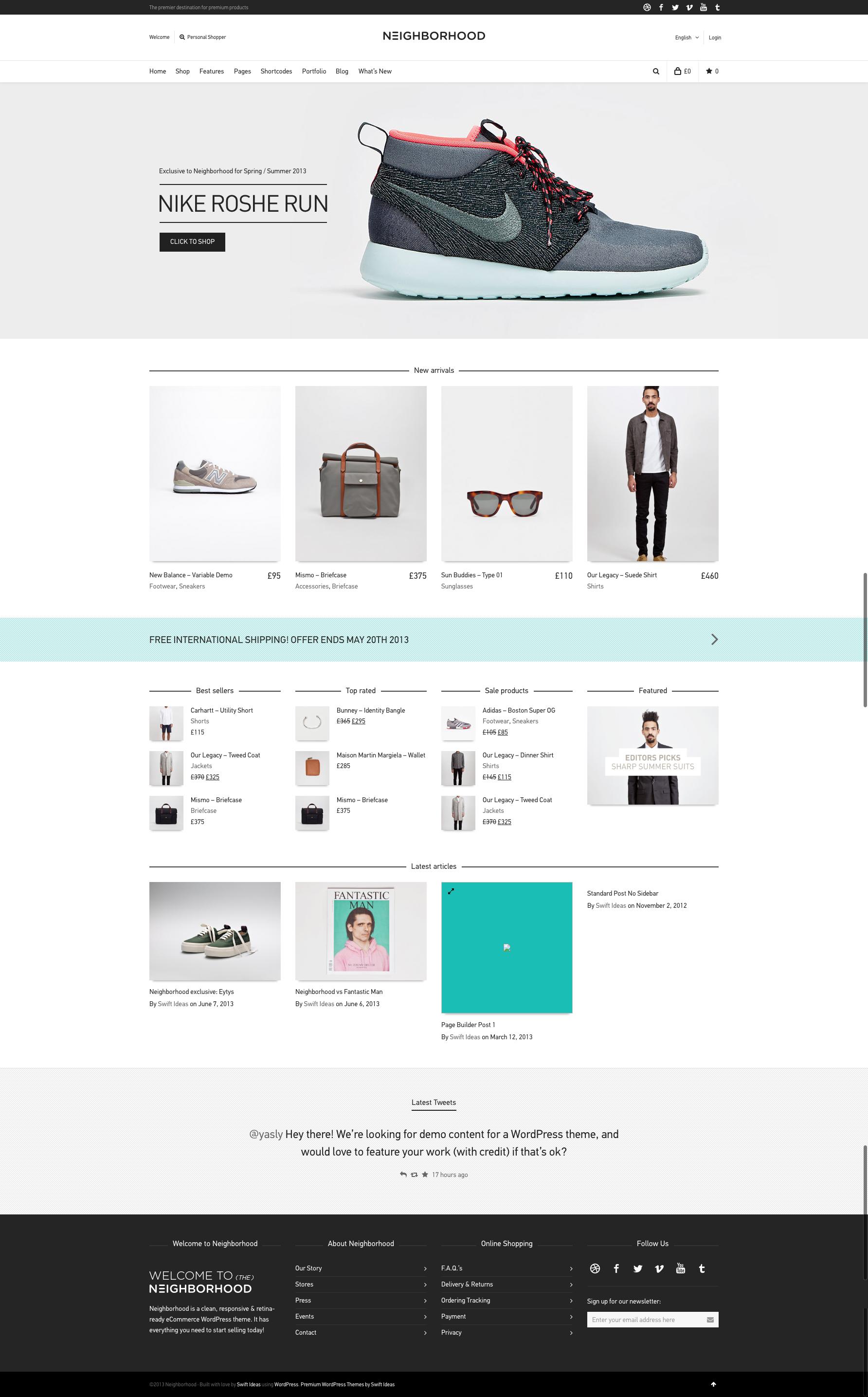 Professionelles Design Noch Einmal Nike 2013 Weiß Dann