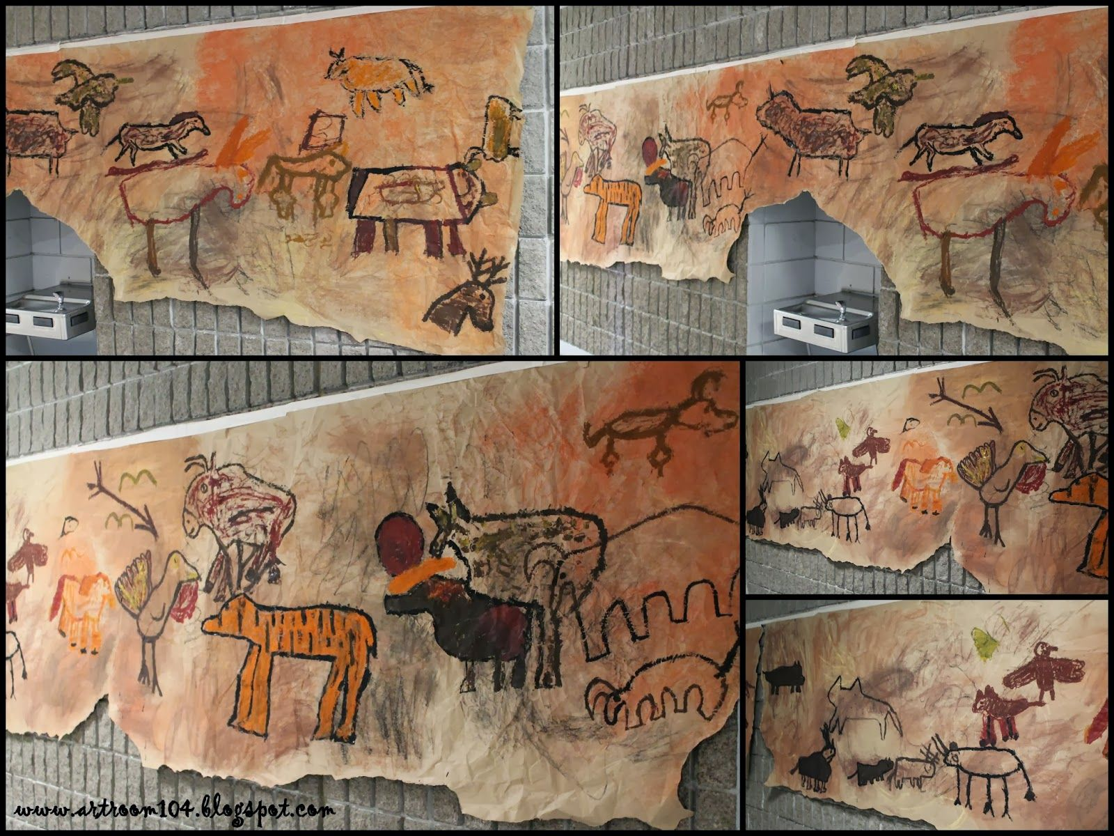 The Smartteacher Resource Prehistoric Cave Paintings