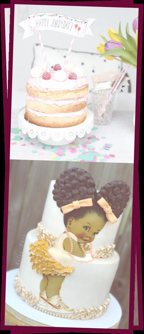 Photo of Happy Birthday Cake  Himbeer-Kokostorte  Schnell  Einfach – Puppenzimmercom –  N…