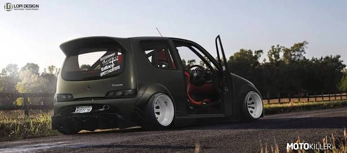 Fiat Seicento Tuning Met Afbeeldingen Ijzer