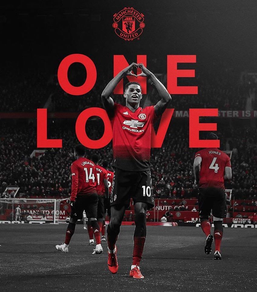 Happy Valentine S Day In 2020 Manchester United Logo Manchester United Team Manchester United Wallpaper