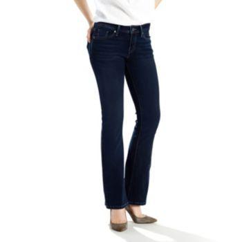Women's+Levi's+529+Curvy+Bootcut+Jeans