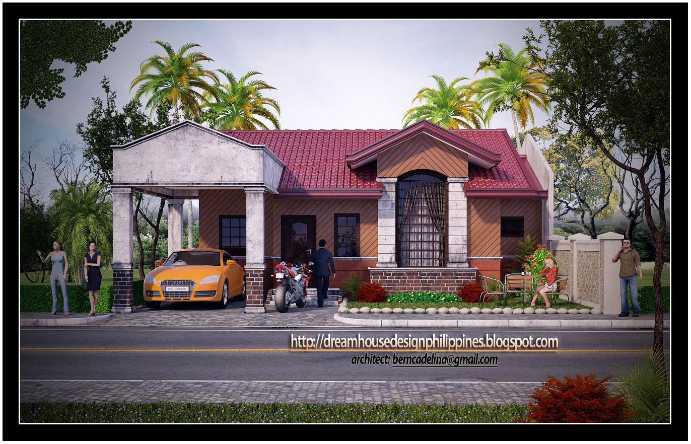 a simple philippine dream house design you can afford - My Dream Home Design