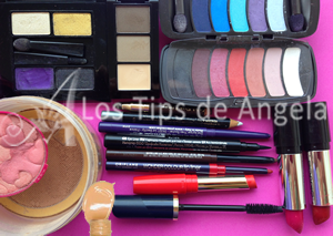 Maquillaje - Cosmeticos www.lostipsdeangela.com
